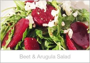 Beet-&-Arugula-Salad