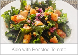 Kale-with-Roasted-Tomato