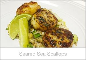 Seared-Sea-Scallops