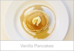 Vanilla-Pancakes